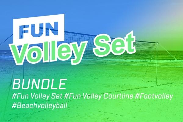 Fun Volley Set - Bundle