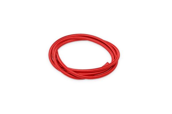 Elastisches Gummiseil, ca. 8 mm, 1,62 m, rot