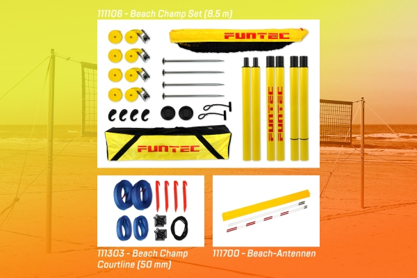 Beach Champ Set - Bundle1