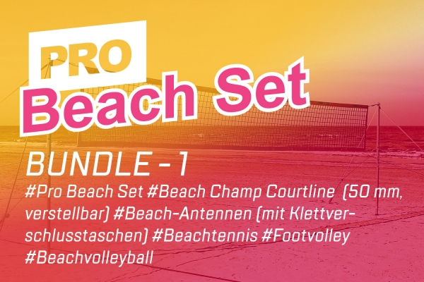 Pro Beach Set - Bundle1