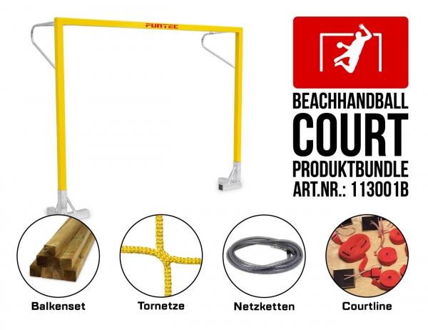Beachhandball Court (Bundle)