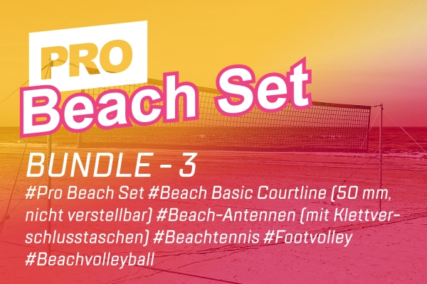 Pro Beach Set - Bundle3
