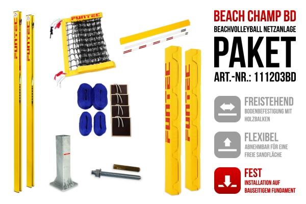 Netzanlage Beach Champ BD